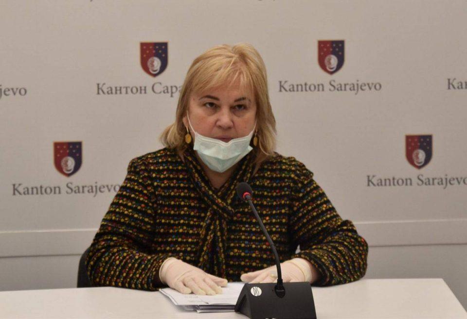 Aida Pilav: U KS izvršeno 272 testiranja, od čega 24 pozitivnih ...