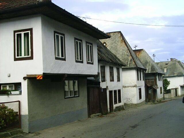 Bosanska kuća- kreševo